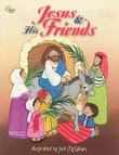 A Happy Day BookJesus and His Friends