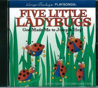 Karen HenleyFive Little Lady Bugs