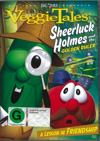 Veggie TalesSheerluck Holmes and the Golden Ruler