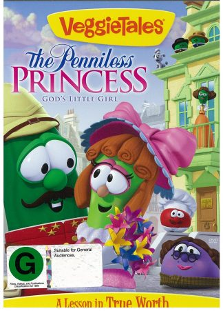 Veggie TalesThe Penniless Princess (God's Little Girl