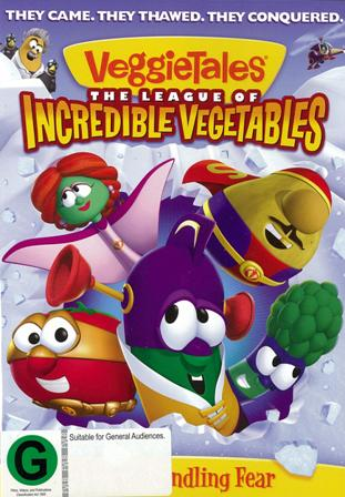 Veggie TalesThe League of Incredible Vegetables