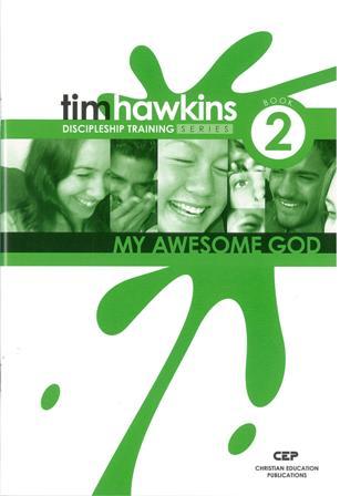 2 - My Awesome GodDiscipleship Training Series