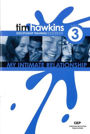 3 - My Intimate RelationshipDiscipleship Training Ser