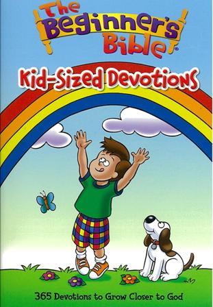 The Beginners BibleKid-Sized Devotions
