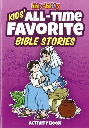 Kids' All-Time Favourite Bible StoriesItty Bitty