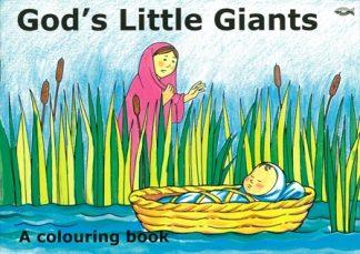 A Colouring BookGod's Little Giants