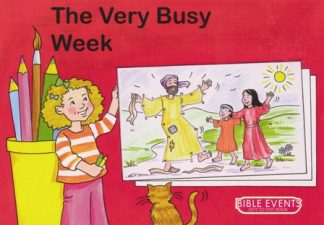 Bible EventsThe Very Busy Week