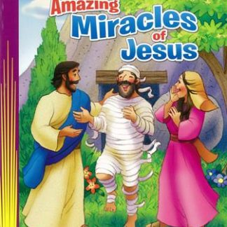 A Happy Day BookAmazing Miracles of Jesus