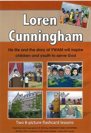 Loren CunninghamEAS Flashcard