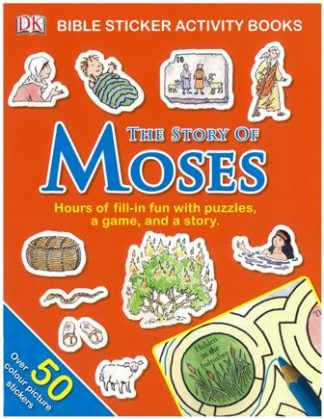 Bible Sticker ActivityThe Story Of Moses