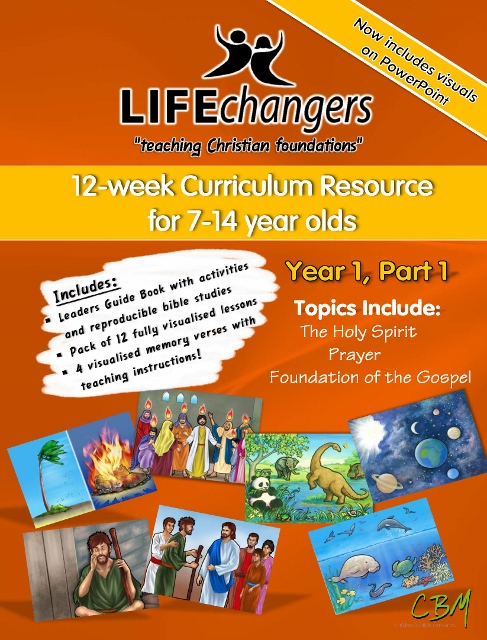 Year 1 Part 1Life Changers
