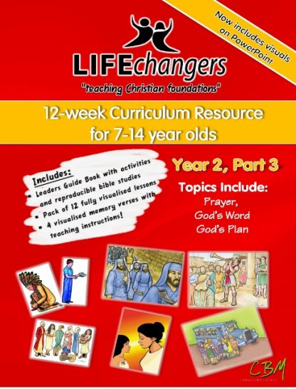 Year 2 Part 3Life Changers