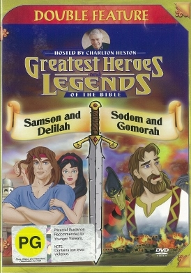 Greatest Heroes and LegendsSamson and Delilah. Sodom