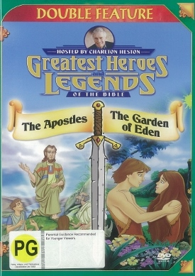 Greatest Heroes and LegendsThe Apostles. The Garden o