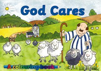 A Colouring BookGod Cares