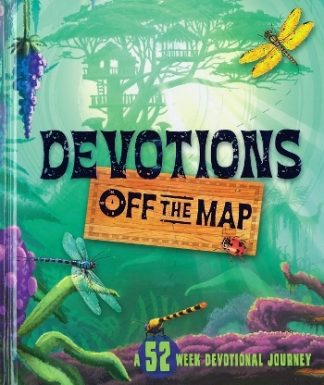 Devotions Off The MapA 52 week devotional journey