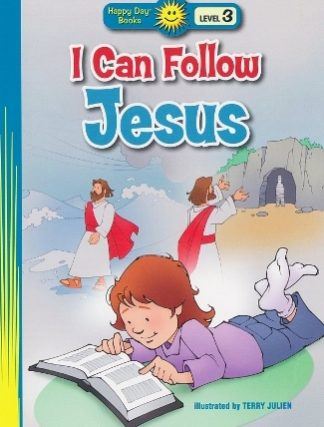 A Happy Day BookI Can Follow Jesus