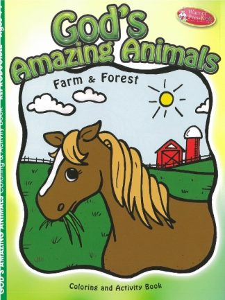 WarnerGod's Amazing Animals. Farm and Forest. Age 4-7