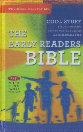 NKJVThe Early Readers Bible