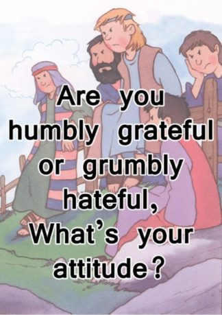 Humbly Grateful