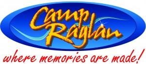 Camp Raglan Logo with text