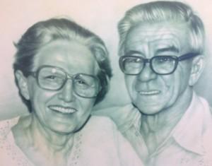 Charles and Beryl McRae