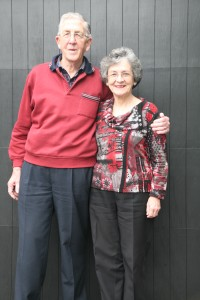 Bill and Jean Morley